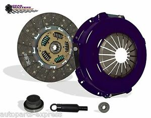 Gm Stage 1 Clutch Kit For 87 98 Ford F Super Duty F53 F250 F350 7 5l Ohv Engine