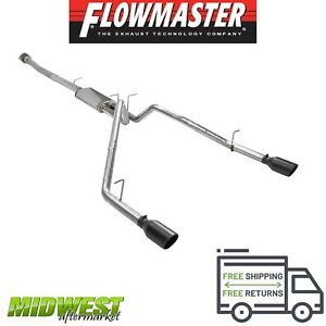 Flowmaster Dual Exhaust Cat Back System Fits 2019 Dodge Ram 1500 5 7l Hemi New
