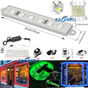 20 100 320pcs 5054 Smd 6 Led Module Lights Fairy Strip Lamp With Remote Power