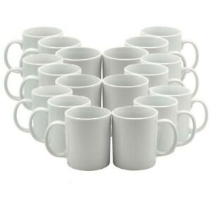 Brand New Sublimation Mugs White 11oz Coated Cup Blank 24pcs
