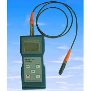 Paint Coating Thickness Tester Gauge F Probe 0 2000 Um Cm 8820
