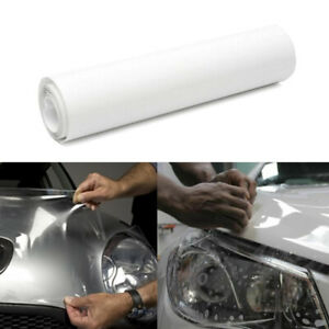 8x80 Car Door Body Clear Paint Protection Film Vinyl Wrap Anti Scratches Shield