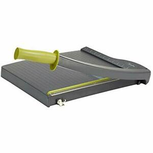 Rotary Trimmers Swingline Paper Trimmer Guillotine Cutter 12 quot Length 10