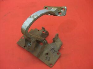 1958 Chevy Brookwood Parkwood Nomad 4 Dr Wagon Right Rear Upper Gate Hinge 7732