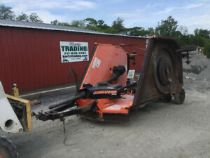 2015 Land Pride Rcm3715 15ft 540 Pto Pull Type Batwing Mower Utility Tractors
