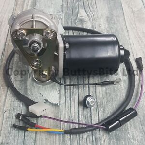 Vw 12v Splitscreen Wiper Motor For 1966 1967 Models Split Splitty Bus
