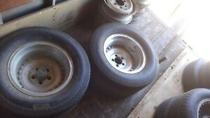Will Ship Read Mickey Thompson N 50 15 Vintage Tires Center Lines Rims Wheels