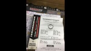 Sbc 112 Lobe Center Flat Tappet Cam And Lifters New