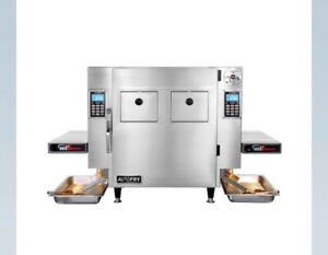 Autofry Mti 40c Compact Dual basket Countertop Deep fry Automatic Ventless Fryer