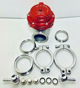 Tial 38mm External Wastegate V band Flanged Turbo 1 3 Day Ship 90 Day Warranty