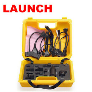 Launch X431 Connector Adapter Cable For Diagun Iv X431 V Pad Pad2 Pad3 Easydiag