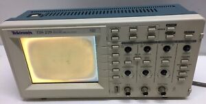 Tektronix Tds 210 Two Channel Digital Real Time Oscilloscope