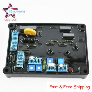 New Avr Automatic Voltage Regulator As480 For Generator Genset Parts Us Seller