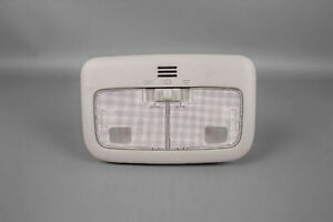 2014 2016 Toyota Corolla Overhead Console With Map Lights And Microphone