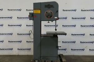 Doall 2013 v 20 X 13 Variable Speed Vertical Band Saw