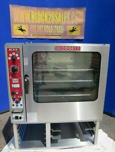 Blodgett Natural Gas Commercial Combi Oven Bcx 14g