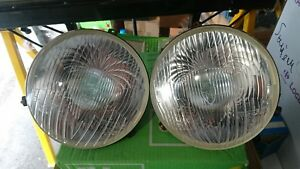 Peugeot 404 Coupe Cabriolet simca 1000 1100 1301 headlight Marchal 61224803