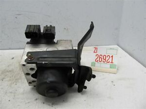 Lexus Es300 Toyota Camry Abs Anti Lock Brake Actuator Pump Assembly W o Traction