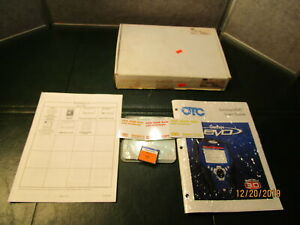 Otc 3421 106 Genisys 2008 Sw 4 Pack Software