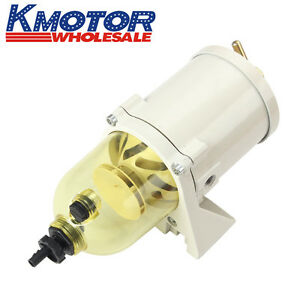 Fit For Racor Turbine 500fg30 Fuel Filter Water Seperator Fuel Filter