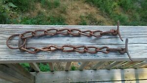 Antique Horse Trace Chain
