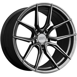 Xxr Wheels 559 Rim 19x8 5 5x114 3 Offset 40 Hyper Black Quantity Of 4