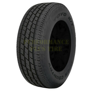 Toyo Open Country H T Ii 265 70r18 116t Quantity Of 4