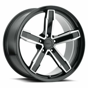 Factory Reproductions Z10 Iroc Z Rim 20x10 5x120 Offset 20 Black Mf Qty Of 4