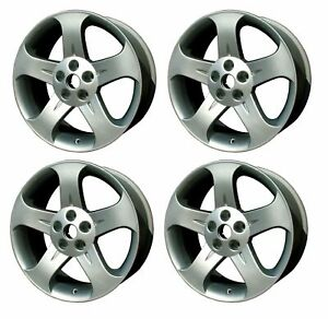 4 Qty New 18 Fits 2003 2004 2005 2006 Nissan Murano Alloy Wheel 62420