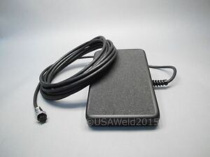 7 Pin Ssc Tig Welder Foot Pedal Compatible With Primeweld 225 From Htp America