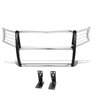 Fit 10 18 Ram Truck 2500 3500 Stainless Steel Front Bumper Grille Brush Guard