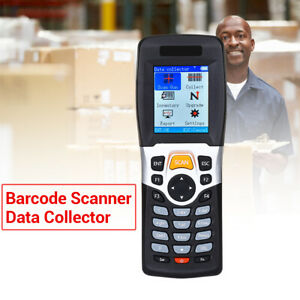 Inventory Scanner Data Terminal Collector High Precise Compatible With Windows 7