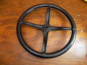1920 25 Ford Model T Steel Fordite Steering Wheel 1923 1925 1924 Rat Rod Coupe
