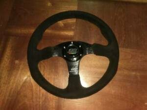 Honda Mugen Power Steering Wheel Honda Backskin Steering Wheel