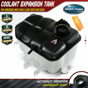 Coolant Expansion Tank For Mercedes Benz W203 C230 C240 Clk320 Clk500 2035000049