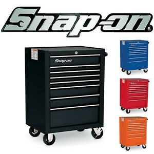 New Discounted Snap on 26 Eight drawer Single Heritage Series Roll Cab Tool Box