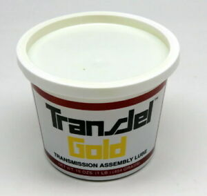 Transjel Gold Transmission Assembly Lube 1 Lb Tub