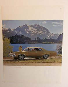 1970 Chevy Impala Ad Must See