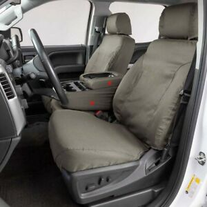 Covercraft Front Row Car Seat Cover For Jeep 1997 2002 Wrangler Misty Grey
