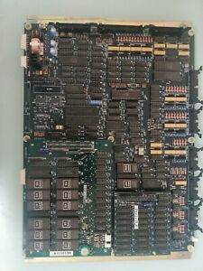 Brother Cnc Cpu Board Assembly B521098 5