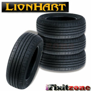 4 Lionhart Lh 501 205 50r16 87w All Season Performance Tires 205 50 16
