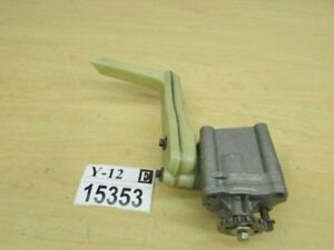 2014 Ford Focus Engine Motor Oil Pump Assembly