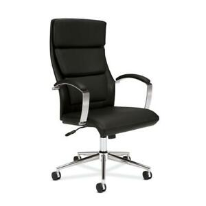 Hon Executive Task Chair High Back Leather Computer Chair For Office Desk