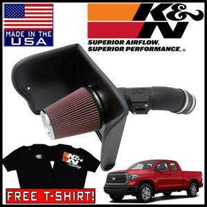 K N Aircharger Fipk Cold Air Intake System Fits 2012 2019 Toyota Tundra 5 7l V8