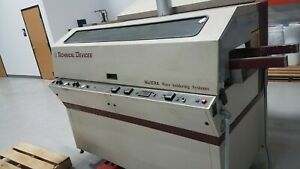Technical Devices Nu era Jr 10 Wave Solder Machine