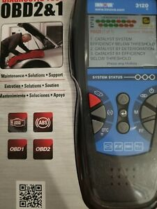 Innova 3120e Scan Tools And Code Readers Obd 2 1 Tool Kit W abs New Sealed