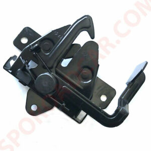 Front Hood Lock Latch Release 2 0l Oem Parts For Hyundai 2013 16 Genesis Coupe