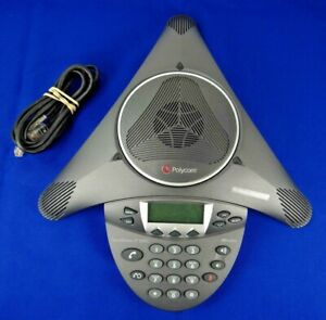 Polycom Soundstation Ip 6000 Conference Voip Phone Mpn 2201 15600 001
