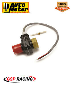 Autometer 5291 Arctic White Electric Speedometer Sender