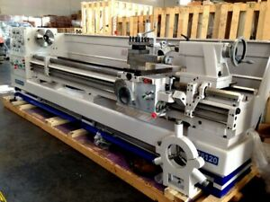 New Birmingham Ycl 26120 26 36 X 120 Gap Bed Engine Lathe W 4 1 8 Spdl Hole